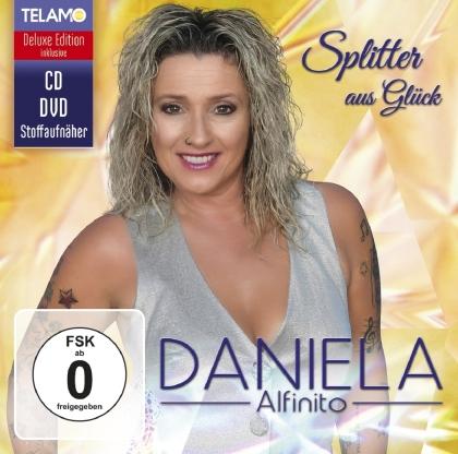 Daniela Alfinito - Splitter aus Glück (Deluxe Edition, CD + DVD)