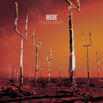 Muse - Origin Of Symmetry (XX Anniversary RemiXX, 2021 Reissue, 2 LPs)