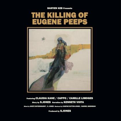 Bastien Keb - Killing Of Eugene Peeps (2021 Reissue, Gearbox Label)