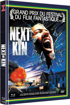 Next of Kin (1982) (Cover A, The X-Rated International Cult Collection, Limited Edition, Mediabook, Uncut, Blu-ray + DVD)