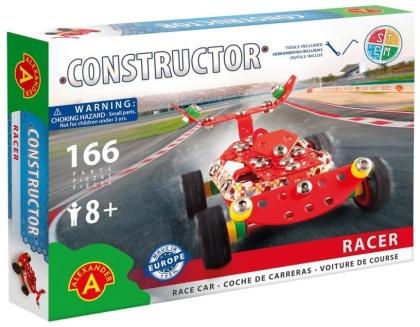 "Constructor - Rennwagen ""Racer"" - 166 Teile"
