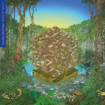 Oliver Koletzki - Made of Wood (LP)