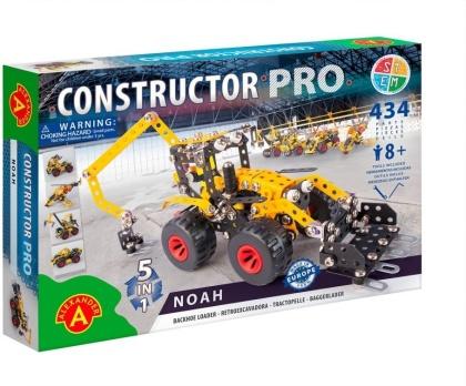 "Constructor Pro - Bausatz 5-in-1 ""Noah"" - 434 Teile"