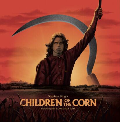 Jonathan Elias & Stephen King - Children Of The Corn - OST (2021 Reissue, 1984 Publishing)