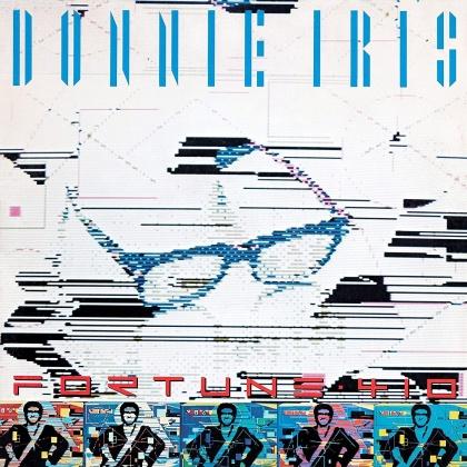 Donnie Iris - Fortune 410 (2021 Reissue, Bonustrack, Rockcandy Edition, Versione Rimasterizzata)