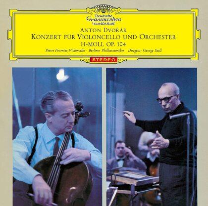Antonin Dvorák (1841-1904), Joseph Haydn (1732-1809), George Szell, Pierre Fournier & Berliner Philharmoniker - Cello Concertos (Japan Edition)