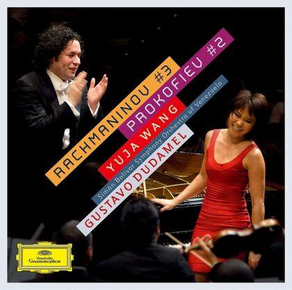 Sergej Rachmaninoff (1873-1943), Gustavo Dudamel, Yuja Wang & Simon Bolivar Symphony Orchestra Of Venezuela - Piano Concerto 3 In D Minor Op 30 (Japan Edition)