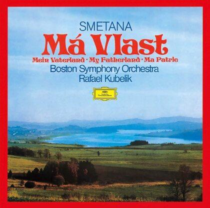 Friedrich Smetana (1824-1884), Rafael Kubelik & Boston Symhony Orchestra - Smetana: Ma Vlast (Japan Edition)