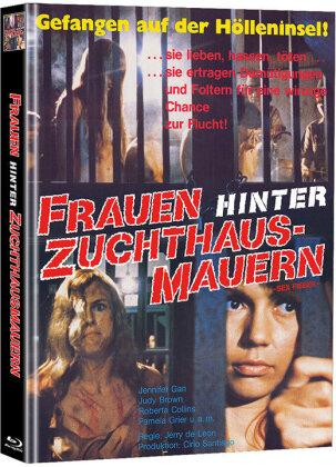 Frauen hinter Zuchthausmauern (1971) (Cover C, Limited Edition, Mediabook, Blu-ray + DVD)