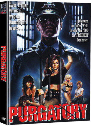 Purgatory (1988) (Cover B, Limited Edition, Mediabook, 2 DVDs)
