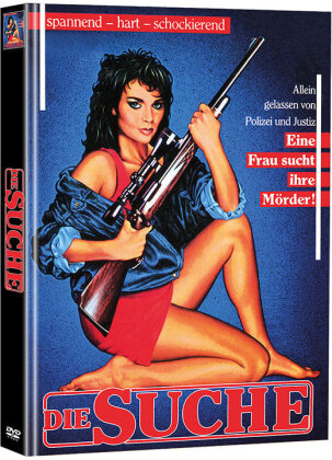 Die Suche (1985) (Cover A, Super Spooky Stories, Limited Edition, Mediabook, 2 DVDs)