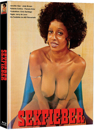 Sexfieber (1971) (Cover D, Limited Edition, Mediabook, Blu-ray + DVD)