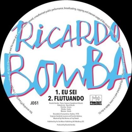 "RICARDO BOMBA - Eu Sei / Vflutando (7"" Single)"