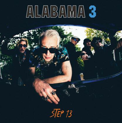 Alabama 3 - Step 13 (Bonustracks, Limited Edition, Orange Vinyl, LP)
