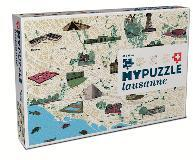 MyPuzzle Illustrated Lausanne