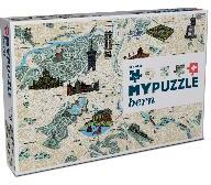 MyPuzzle Illustrated Bern