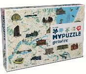 MyPuzzle Illustrated Genève