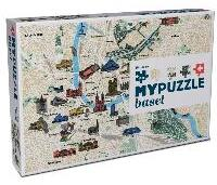 MyPuzzle Illustrated Basel