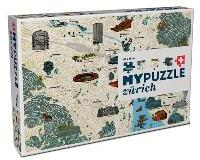 MyPuzzle Illustrated Zürich