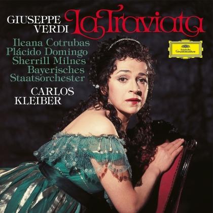 Ileana Cotrubas, Giuseppe Verdi (1813-1901), Carlos Kleiber & Placido Domingo - La Traviata (2021 Reissue, 2 LPs)