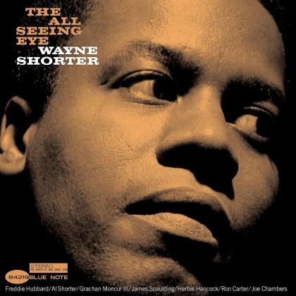 Wayne Shorter - All Seeing Eye (2021 Reissue, Blue Note, Remastered, LP)