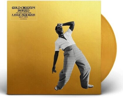 Leon Bridges - Gold-Diggers Sound (Limited Edition, Gold Colored Vinyl, LP)