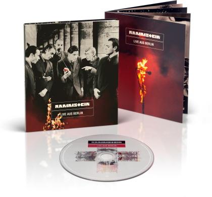 Rammstein - Live Aus Berlin (2021 Reissue, Digipack)