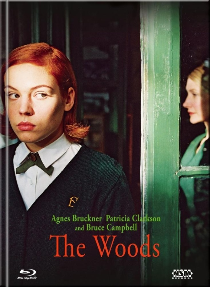 The Woods (2006) (Cover C, Limited Collector's Edition, Mediabook, Blu-ray + DVD)