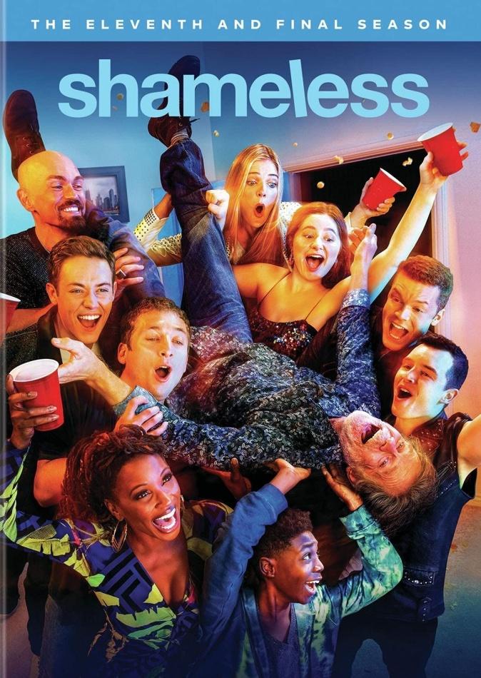 Shameless - Season 11 (3 DVDs)