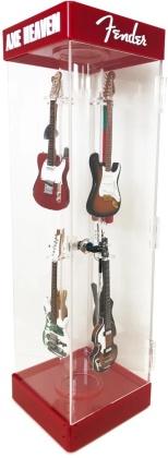 Axe Heaven Mini Guitar Collectible Display Case