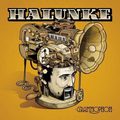 Halunke - Grammophon (LP)