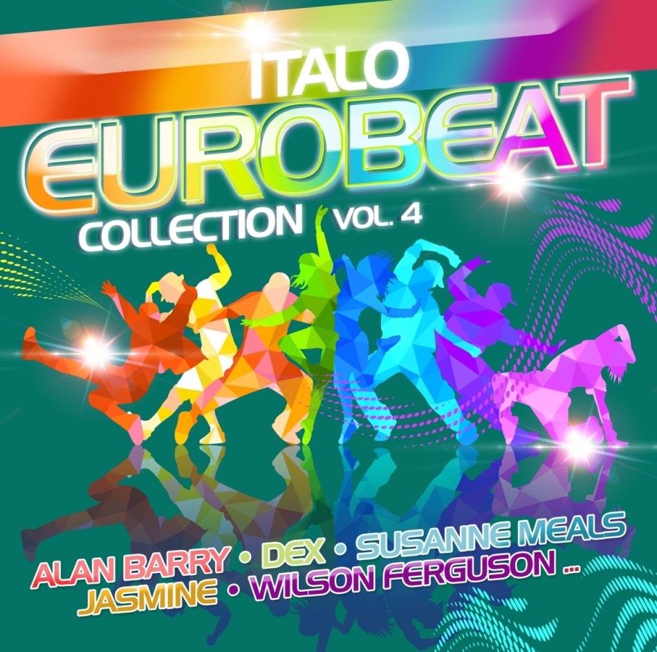 Italo Eurobeat Collection Vol. 4 (2 CDs)