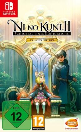 Ni no Kuni 2 - Schicksal eines Königreichs - (Prince's Edition)