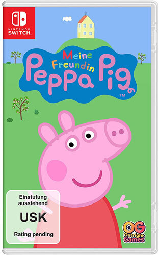 Meine Freundin Peppa Pig (German Edition)