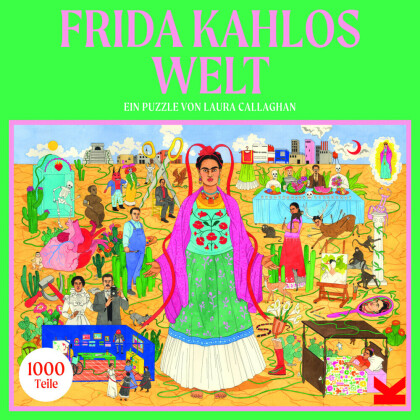 Frida Kahlos Welt
