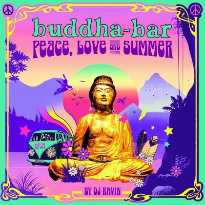 Buddha Bar: Peace Love & Summer (2 CDs)