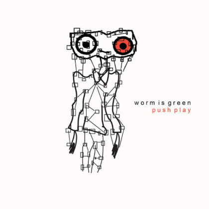 Worm Is Green - Push Play (2021 Reissue, Limited Edition, White Vinyl, 2 LPs)
