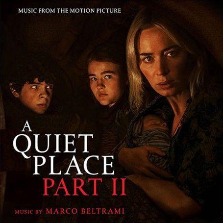 Marco Beltrami - Quiet Place Part II - OST