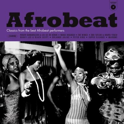 Collection Vintage Sounds Afrobeat (Wagram, LP)