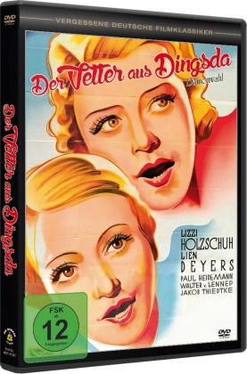 Der Vetter aus Dingsda - Damenwahl (1934)