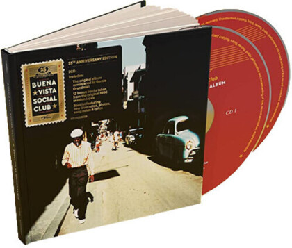 Buena Vista Social Club - --- (2021 Reissue, Edizione 25° Anniversario, 2 CD)