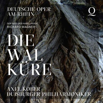 Axel Kober, Duisburger Philharmoniker, Richard Wagner (1813-1883), Michael Weinius, Sarah Ferede, … - Die Walkure (3 CDs)