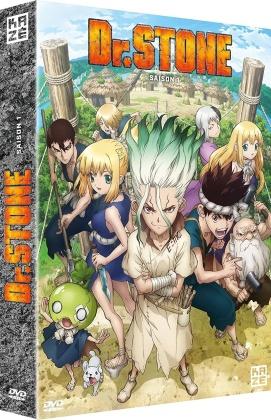Dr. Stone - Saison 1 (5 DVDs)
