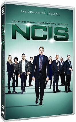 NCIS - Season 18 (4 DVDs)