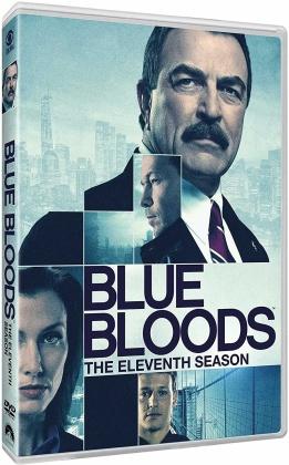 Blue Bloods - Season 11 (4 DVDs)