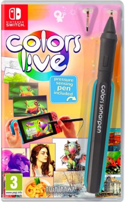Colors Live - (inkl. SonarPen)
