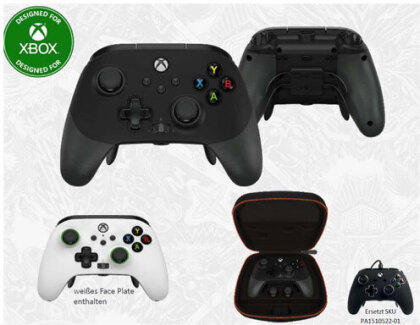 XBOX Controller Fusion Pro 2 wired POWER A offiziell lizenziert