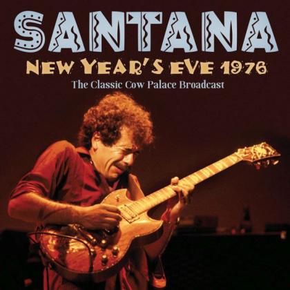 Santana - New Year's Eve 1976