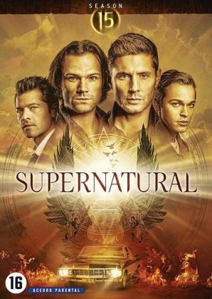 Supernatural - Saison 15 - Saison finale (6 DVD)