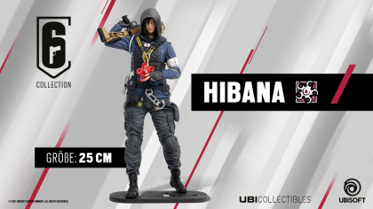 Six Collection - Hibana Figur (Xbox Series X + PlayStation 5)